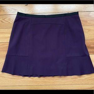 TRISTAN skirt purple for women